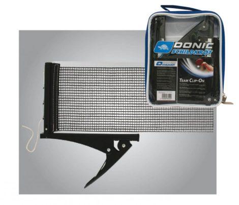 Ping-pong háló Donic Team Clip On