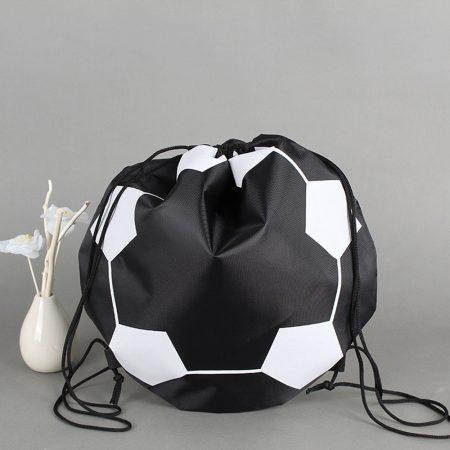 Labdatartó zsák, futball, kosár és röplabdához