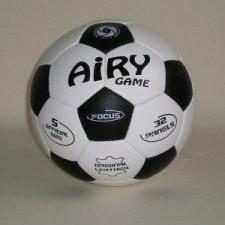Futball labda bőr AIRY Focus