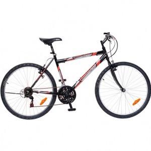 Nelson 18 Montain Bike kerékpár fekete-piros