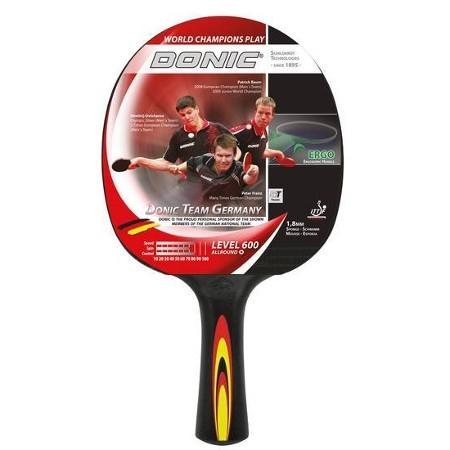 Ping-pong ütő Donic Team Germany 600