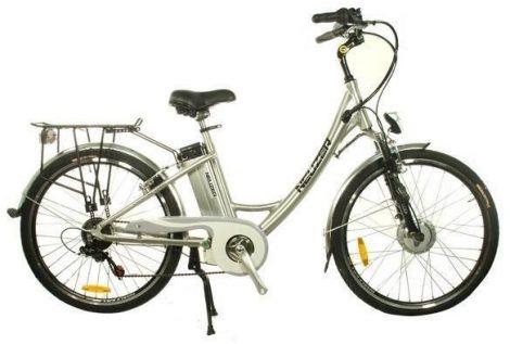 Neuzer 4000IS elektromok kerékpár