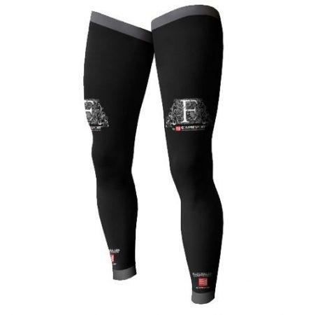 Compressport Full Leg szár fekete