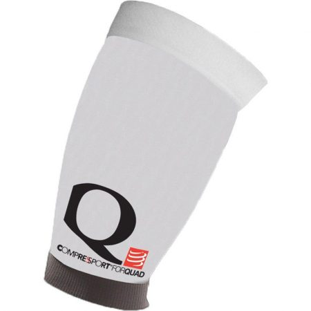Compressport Quad szár combra fehér